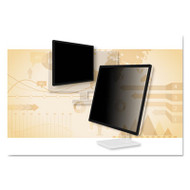 """Blackout Frameless Privacy Filter for 27"""" Widescreen LCD Monitor, 16:9"""