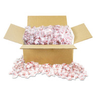 Candy Tubs, Starlight Peppermints, Individually Wrapped, 10 lb Value Size Box