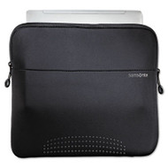 "14"" Aramon Laptop Sleeve, Neoprene, 14-1/2 x 1 x 10-1/2, Black"