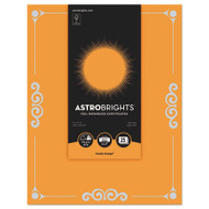 "Foil Enhanced Certificates, 8 1/2"" x 11"", Cosmic Orange, 25/Pk"