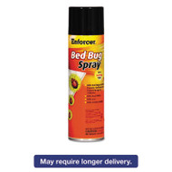 Bed Bug Spray, 14 oz Aerosol, For Bed Bugs/Dust Mites/Lice/Moths, 12/Carton