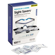 Sight Savers Premoistened Lens Cleaning Tissues, 100 Tissues/Box
