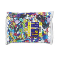 Sequins & Spangles Classroom Pack, Assorted Metallic Colors, 1 lb/Pack