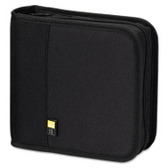 CD/DVD Expandable Binder, Holds 24 Discs, Black