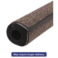 Classic Berber Wiper Mat, Nylon/Olefin, 36 x 120, Brown