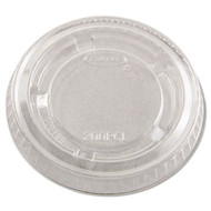 Complements Portion/Medicine Cup Lids, Plastic, Clear, 2500/Carton