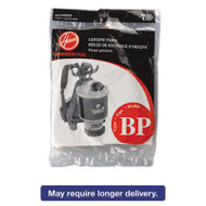 Disposable Paper Liner for Commercial Backpack Vacuum Cleaner, 7/Pack