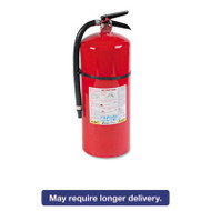 ProLine Pro 20 MP Fire Extinguisher, 6-A:80-B:C, 195psi, 21.6h x 7 dia, 18lb