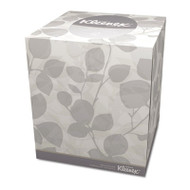 Boutique White Facial Tissue, 2-Ply, Pop-Up Box, 95 Tissues/Box