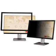 """Framed Desktop Monitor Privacy Filter for 16""""-17"""" Widescreen LCD, 16:10"""
