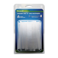 """Tagger Tail Fasteners, Polypropylene, 2"""" Long, 1,000/Pack"""