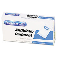 First Aid Kit Refill Triple Antibiotic Ointment, 10/Box
