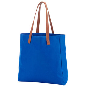Royal Blue Tailgate Tote