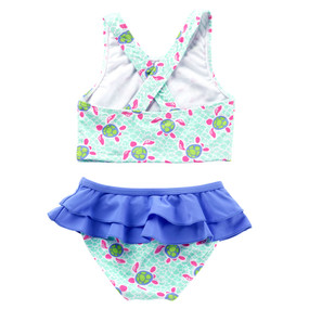 Turtle Tide Swimsuit Set
