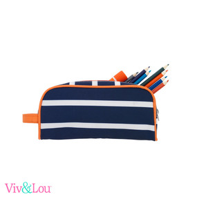 Line Up Pencil Pouch