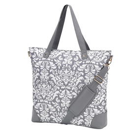 Ella Grey Shoulder Bag