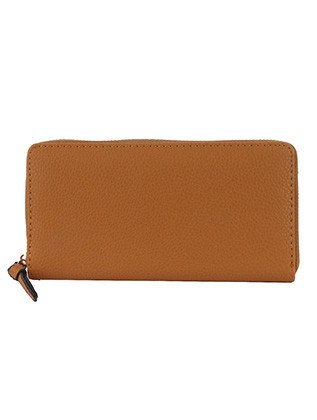 BAG ACCESSORY / FAUX LEATHER / CLUTCH WALLET / ZIPPER / COIN POCKET / CASH POCKET / CREDIT CARD POCKET / ONE SIZE / 8 INCH WIDE / 4 INCH TALL / NICKEL AND LEAD COMPLIANT