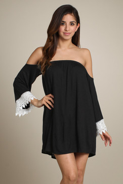 Save the Last Dance Dress - Black