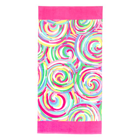 Summer Sorbet Beach Towel