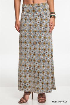 All I Wanna Do Maxi Skirt