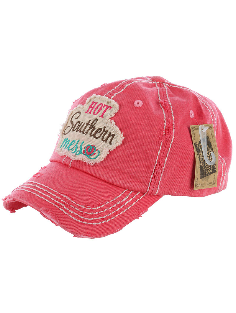 Hot Southern Mess Hat And Cap 81