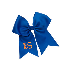 Royal Blue Hair Bow