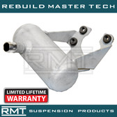 M211-R370-ADRR - Mercedes-Benz CLS-Class AMG W219 2005-2011 OEM REBUILD Rear Right Air Spring Reservoir Tank - Single (For: 2113200825)