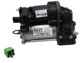 M164-1991-AD4U - Mercedes-Benz ML-Class W164 2005-2011 OEM NEW AMK Air Suspension Compressor & Relay Kit (1643201204)