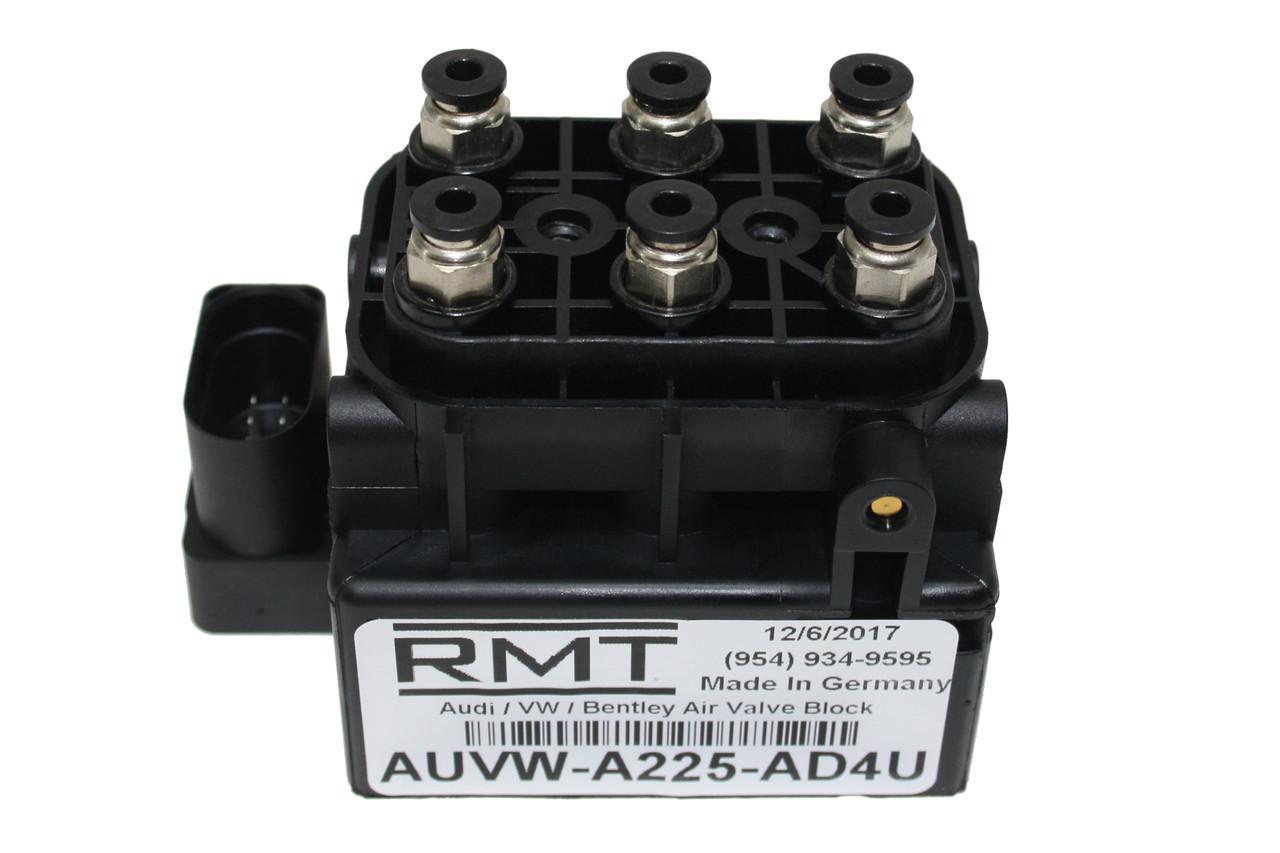 New Air Suspension Compressor Valve Block Audi A8 S8 Bentley Mulsanne 2011-2018