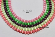 Fibre Optic Beads 6mm
