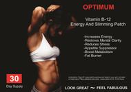 Vitamin B12  and Guarana Slimming Patch