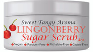 4oz Lingonberry Sugar Scrub