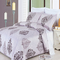 Gizelle 8-Pieces 100% Egyptian Cotton Bedding Set