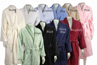 Terry Robe Collection