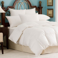 Andesia 650 Fill Power Hungarian White Goose Down All Year Comforter - Queen