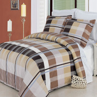 Arlington 8-Pieces 100% Egyptian Cotton Bedding Set