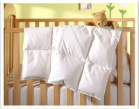 "Baby Down Comforter - 39"" x 52"", Weight 11 oz."