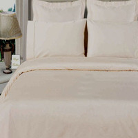100% Bamboo White Duvet Cover Sets