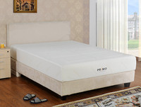"Allure 10"" Memory Foam Mattress"