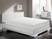 "Charisma 8"" Gel mattress with new ""Sleep Cool"" technology"