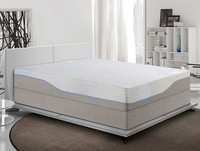 "Nordic Breeze 11"" Gel Mattress w/new ""Arctic Foam"" Technology"