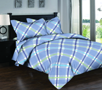 Perfect Plaid Bedding Set