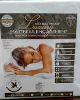 Oxford Bed Bug Mattress Encasement