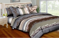 Placid Petals Bedding Set