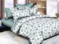 Sea Shells Bedding Set