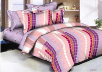 Tower Blocks Bedding Set