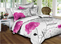 Flower Elegance Bedding Set