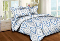 Diamond Shaped Bedding Set