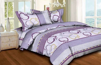 Apple Outlines Bedding Set