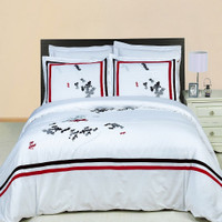 Florence Embroidered Multi-Piece Duvet Sets